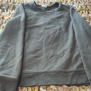 Warm Army Green Sweater by A New Day (L)
